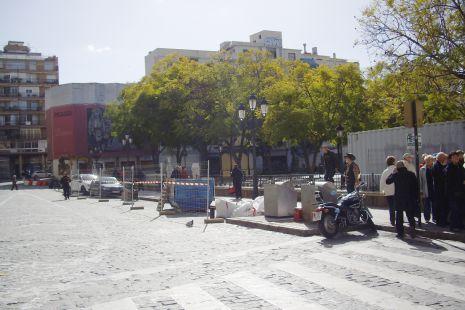 aquella plaza