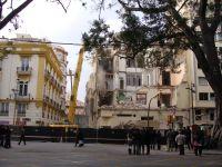 Demolicion en C/Torregorda