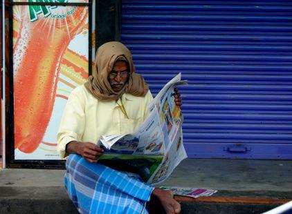 La prensa hindú is free !!
