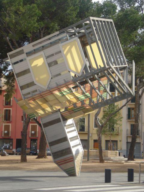 La Iglesia invertida de Palma de Mallorca