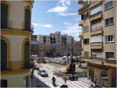 plaza cuadrada