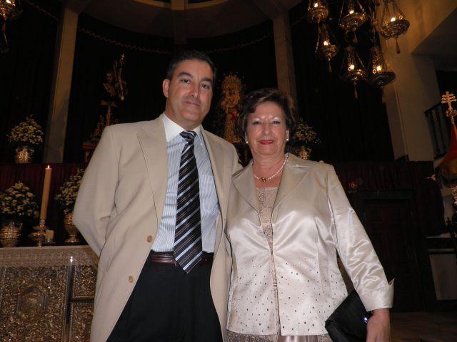 El Padre de Javier y su Abuela paterna
