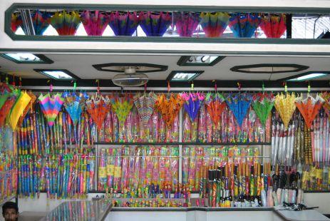 Ernakulam India  Paraguas de fortuna