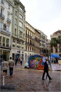 edificios bicolor