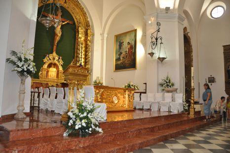 adornos al Altar