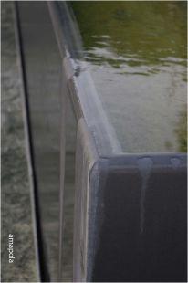 agua en la fuente