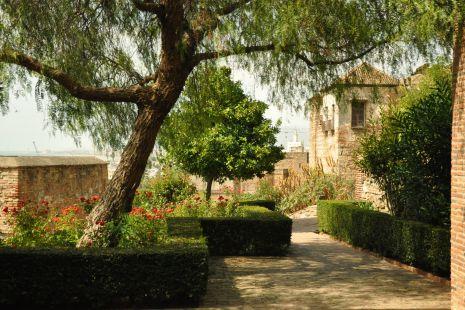 rincones de la Alcazaba