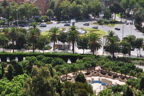 jardines,L.A.