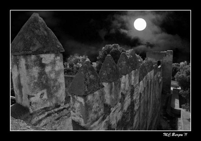 MEDIANOCHE en el Castillo de Gibralfaro