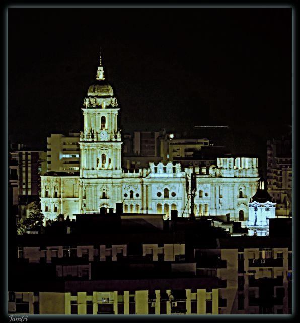La catedral fotos de m laga capital - Fotos malaga capital ...