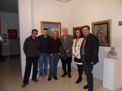 Artistas en el IES Jorge Guillén Torrox