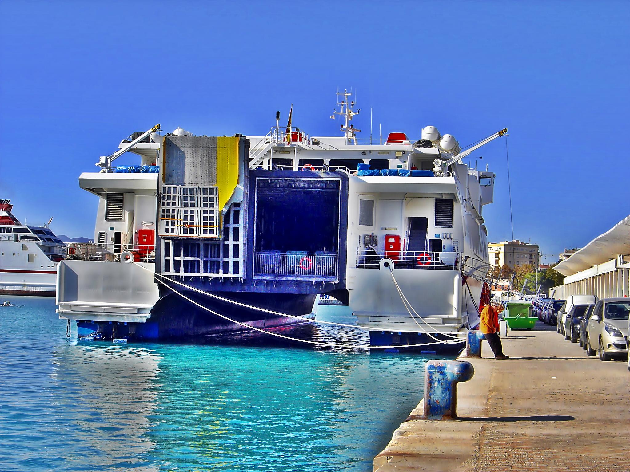El barco fotos de m laga capital - Fotos malaga capital ...