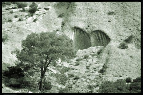 tajos en erosion