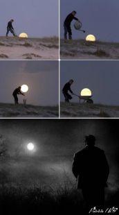 Luz de luna II