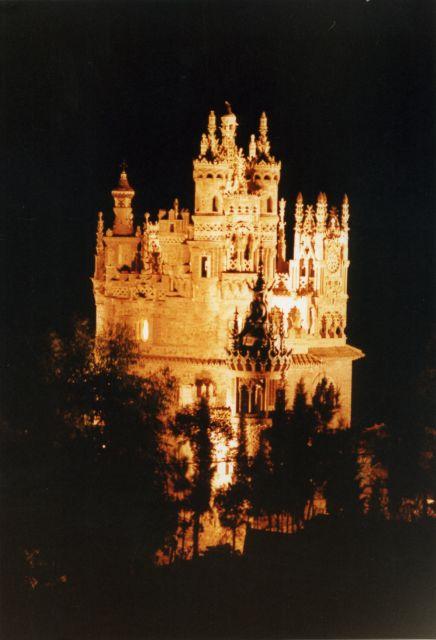 Castillo de las Aguilas