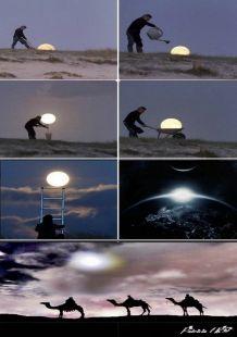 Luz de luna I