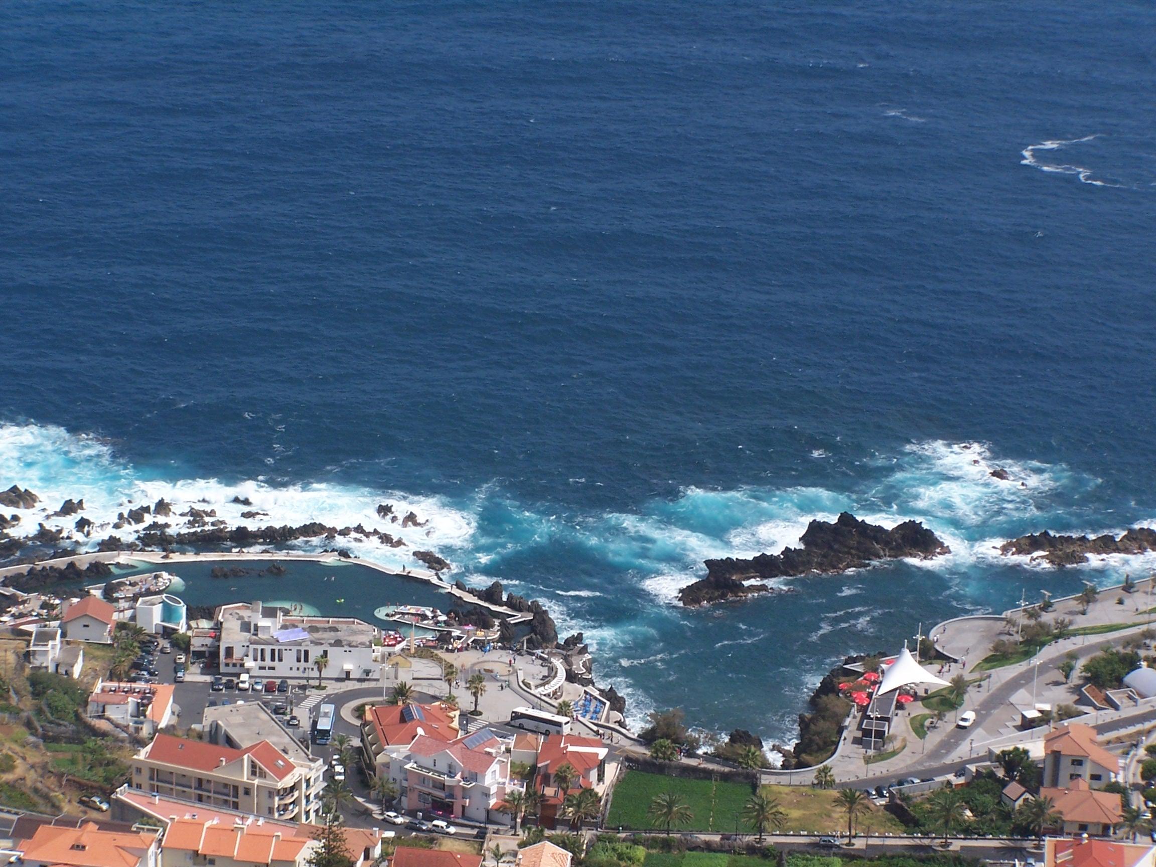 foto de la isla de madeira: