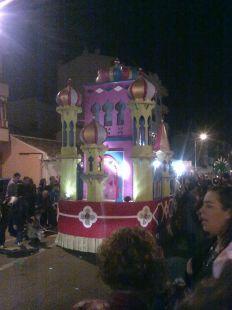 Clbalgata de los Reyes Magos