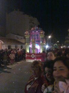 Cabalgata de Vélez