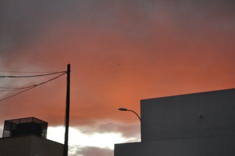 fogatas en el cielo