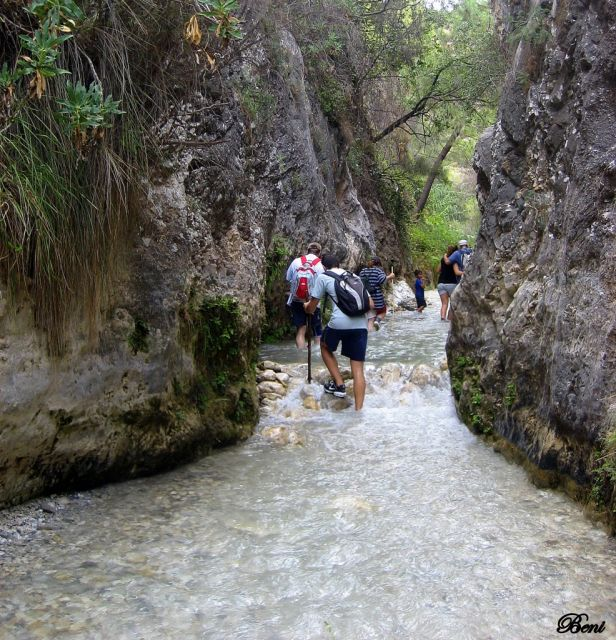 Nerja, río Chillar