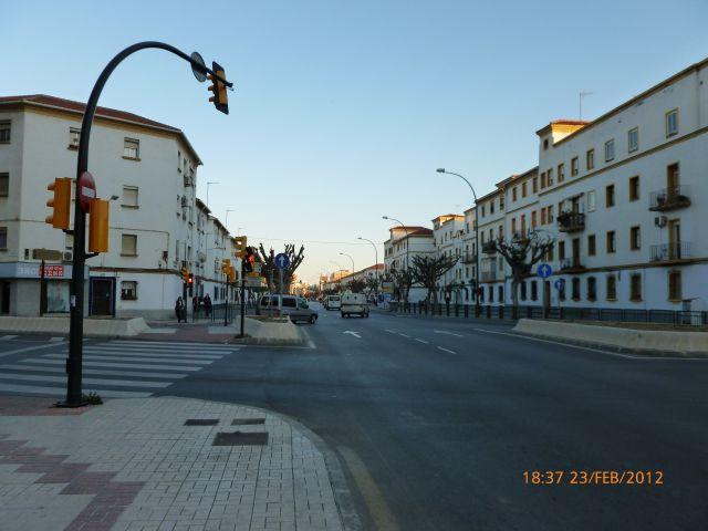 Trafico al minimo fotos de m laga capital - Telefono de trafico en malaga ...