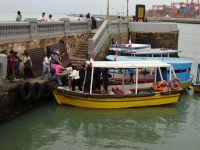 Puerto Callao en Lima