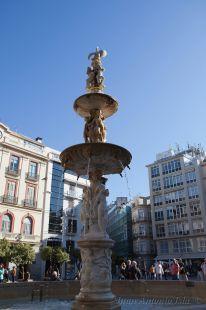 Fuente Plaza Constitución