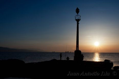 Amanecer malague�o