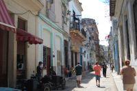 Paseando por la Habana Vieja