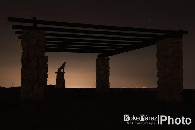 Mirador  de La Cañada del Lobo