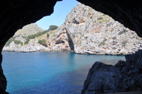 desde la gruta
