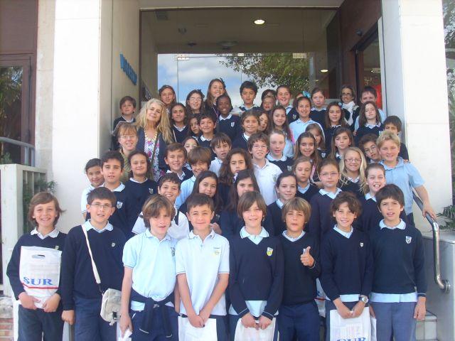 St. George's British School