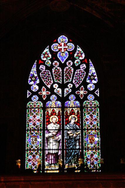 Vitrales góticos
