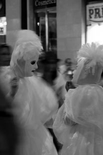 Los espíritus de calle Larios