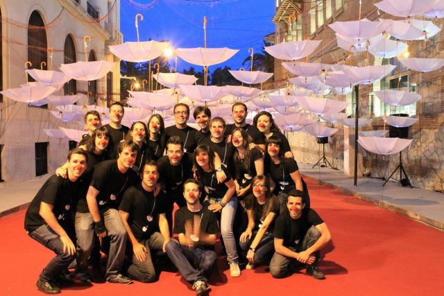 Alumnos de Arquitectura 2012 (Lluvias de Sonrisas)