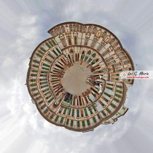 Minimundo de la Plaza Ochavada de Archidona
