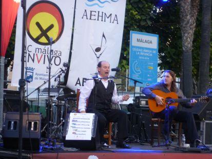 Flamenco en la Noche en Blanco