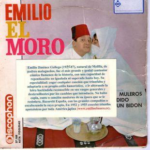 Homenaje a Emilio el Moro