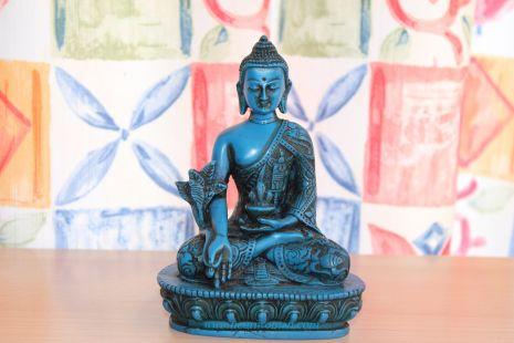Mi Buda Azul.