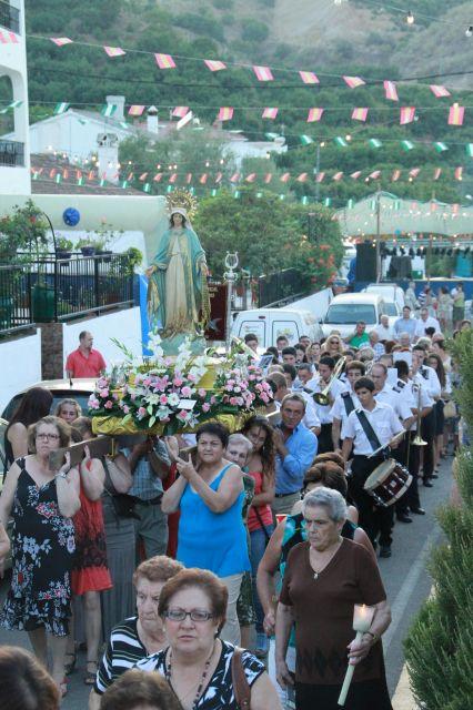 Salto del Negro Feria 2012