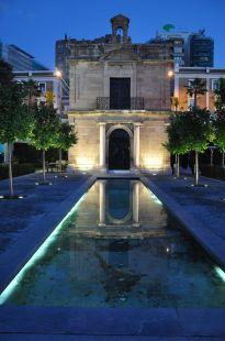 Luz en la Ermita