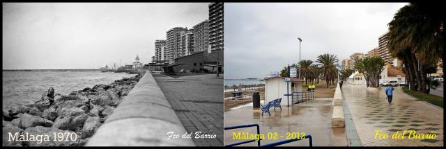 La Malagueta. Ayer y hoy