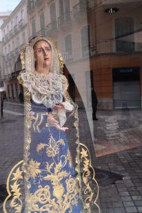 Málaga ya siente la Semana Santa