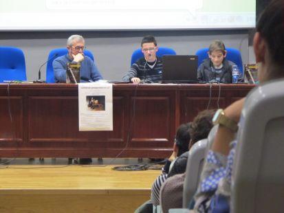 La Esperanza del Caballero Legendario en el VIII Curso de Literatura infantil y juvenil de la UMA