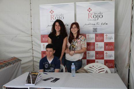 La Esperanza del Caballero Legendario de Samuel Cuenca en la Feria del Libro en El Ejido