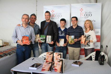 La Esperanza del Caballero Legendario de Samuel Cuenca en La Feria del Libro del Ejido con Autores