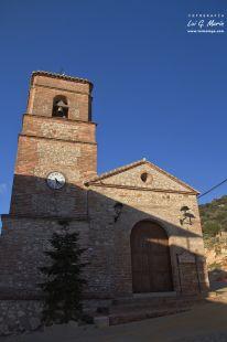 Iglesia de Alfarnatejo