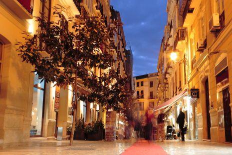 Málaga se viste de cine