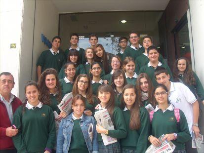 Colegio Virgen del Carmen -San Patricio. Málaga